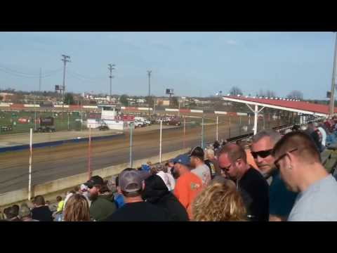 USAC Silver Crown Qualifying Part 3/3 Terre Haute Action Track