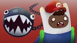 Gmod Death Run Funny Moments - Super Mario 64!