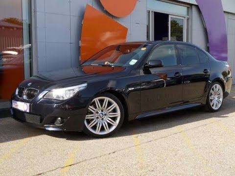2009 bmw 5 series 535d m sport for sale in hampshire youtube. Black Bedroom Furniture Sets. Home Design Ideas