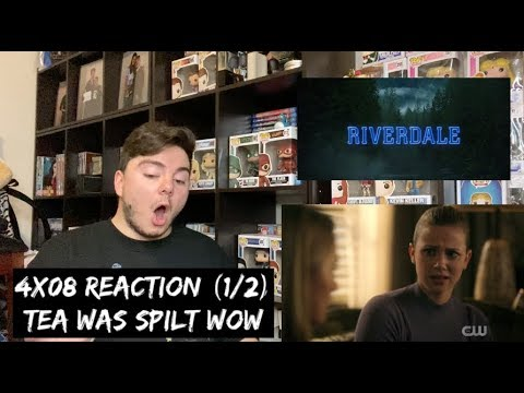 RIVERDALE - 4x08 'IN TREATMENT' REACTION (1/2)