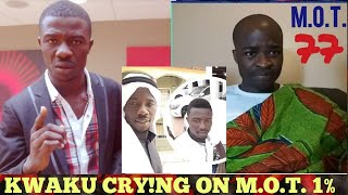 EVANGELIST BLA$T KWAKU  MANU FOR CRY!NG (YE-SU) ON MOMENT OF TRUTH 100 😀😀