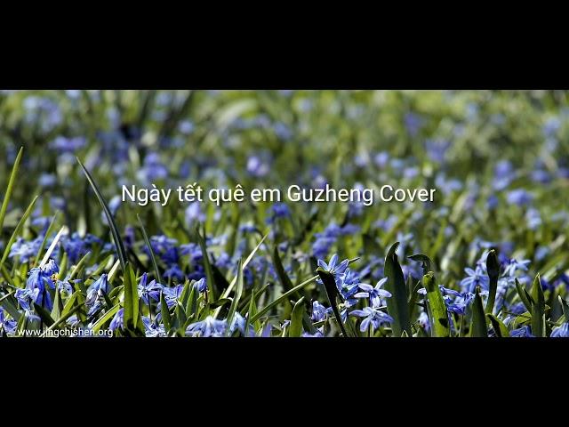Ngày tết quê em  | Guzheng Cover