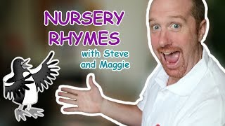 Nursery rhymes + MORE | English for kids with Steve and Maggie