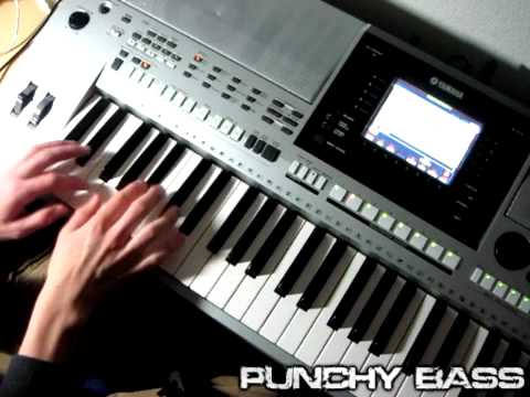 Yamaha Keyboard Voice Pack 1 - SYNTH