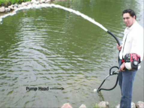 PortaPump Dewatering Pump
