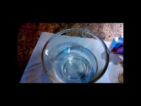 Plant sterilization using Potassium Permanganate