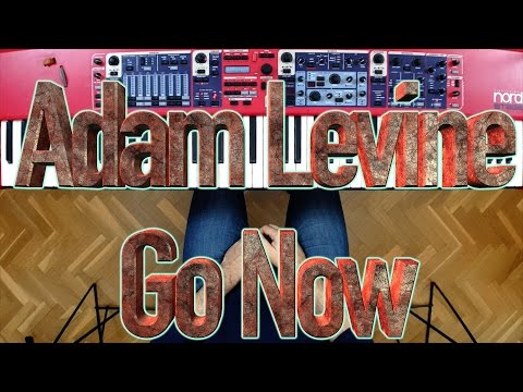 """Adam Levine´s """"Go Now"""" from """"Sing Street"""" OST in One Minute Piano"""