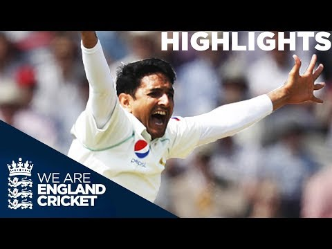 Pakistan Complete Crushing Win On Day 4: England v Pakistan 1st Test 2018 - Highlights