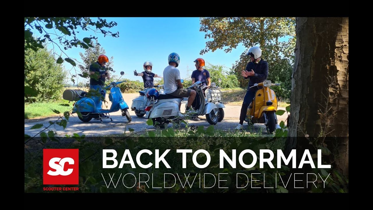 Back to normal Scooter Center