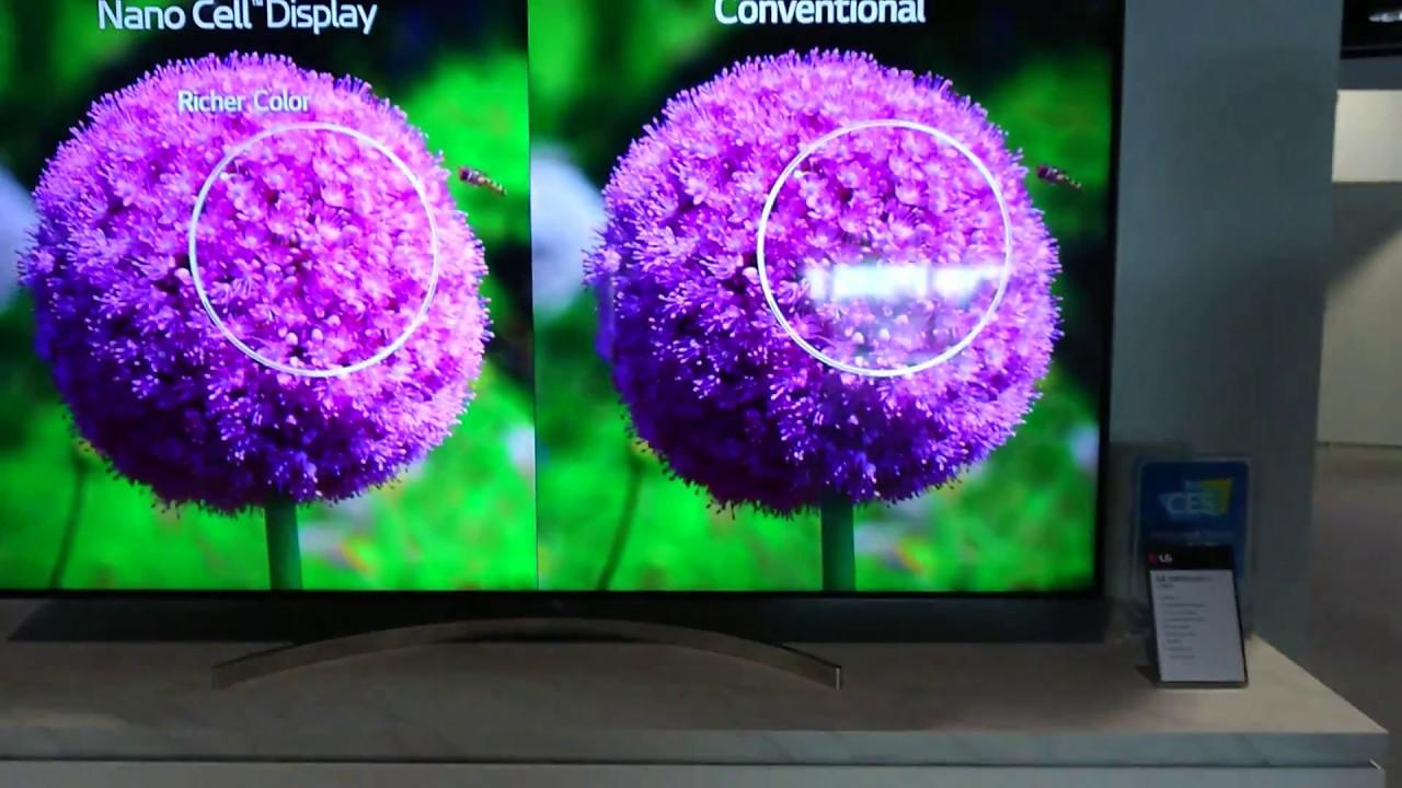 LG 65SK950 full array Nano Cell LCD television