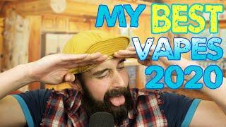 My Favorite Vapes oḟ 2020! Best Stick Pods! Best Pod Mods! Best 18650 Vape Kit!