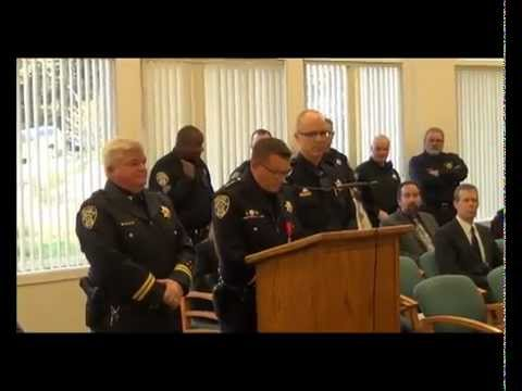 Regional Parks Police Awarded Medals for Lifesaving Actions