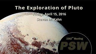 PSW2362 Exploration of Pluto