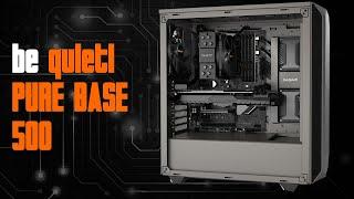 [Cowcot TV] Présentation boitier PC be quiet! Pure Base 500