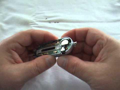 How to repair a USB MP3 Player / Die Reparatur eines USB MP3 Players