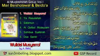 FULL Al Muqtashidah Langitan Vol.1 - Mari Bersholawat & Berdo'a (With Text)