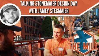 Talking Stonemaier Design Day with Jamey Stegmaier - The Mill