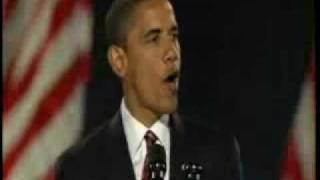 Barack Obama Victory Speech Full Video & Transcript