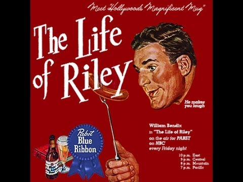 """The Life of Riley """"A Spicy Book"""" (06-09-50) (HQ) Old Time Radio Comedy"""