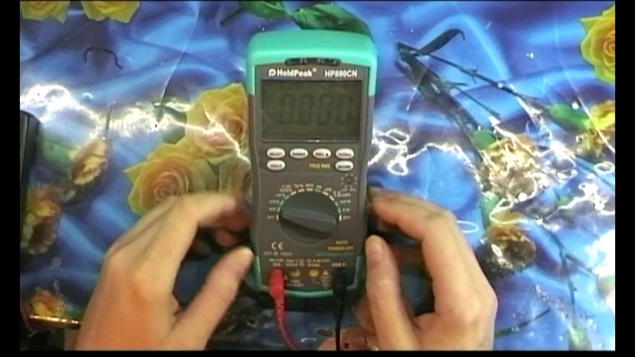 Мультиметры: от начальных моделей с минимальной функциональностью для радиолюбителей, до высокоточных многоцелевых производственных.