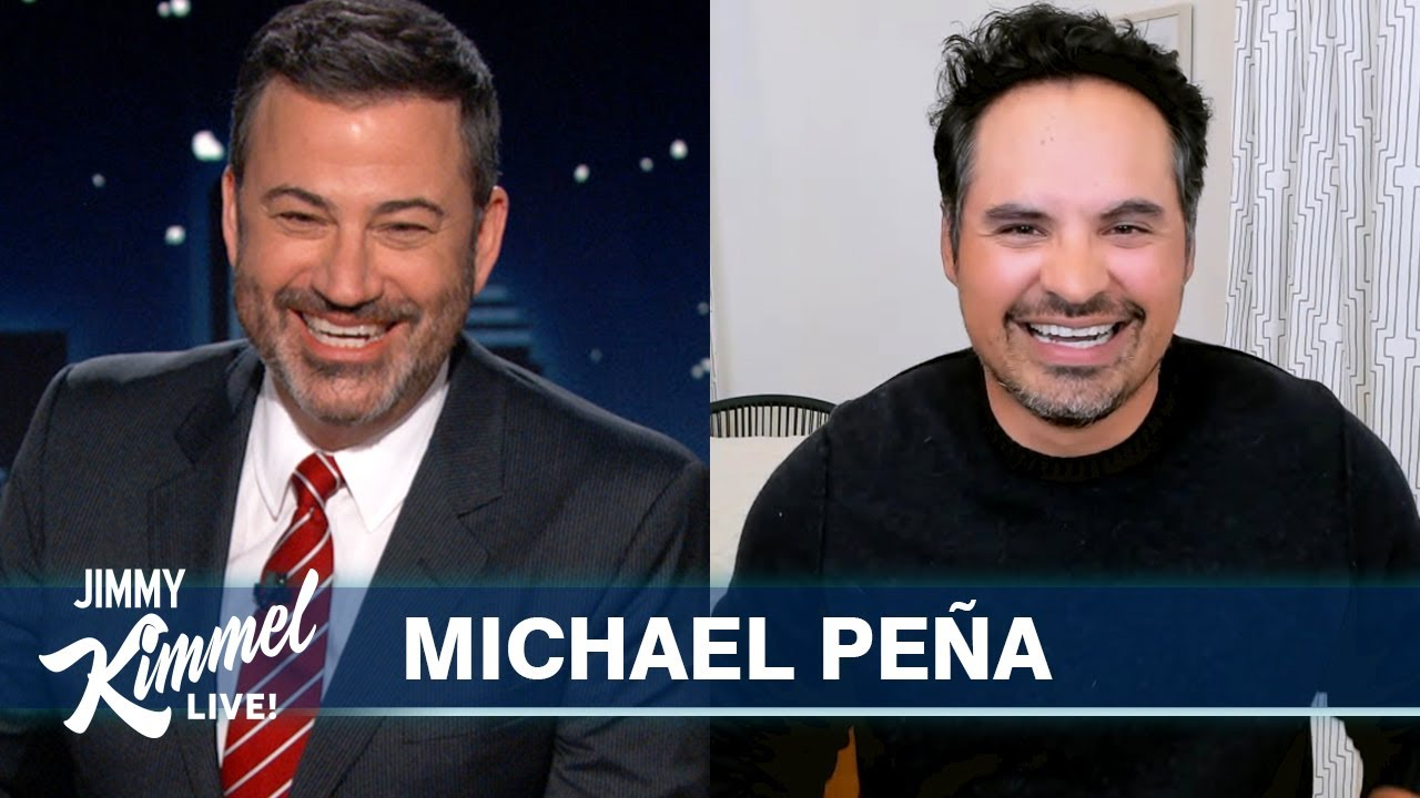 Michael Peña on Moving to LA in the 90's, Golfing in the Pandemic & Tom and Jerry Movie