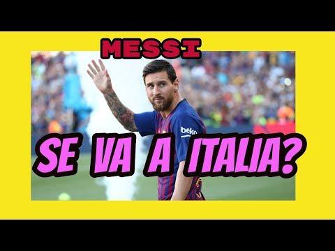 Messi, se va?  Al inter quizas