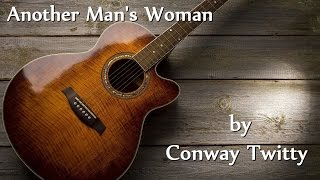 Conway Twitty - Another Mans Woman YouTube Videos