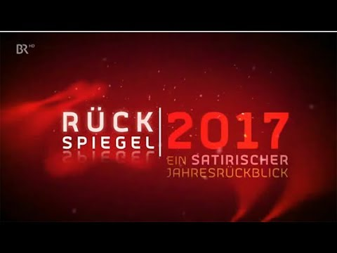 Django Asül: Rückspiegel 2017 (28.12.2017)