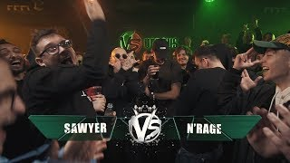 VERSUS: FRESH BLOOD 4 (Sawyer VS N'rage) COMPLIMENT BATTLE