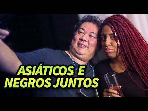 Situações que Asiáticos Brasileiros e Negros Passam Juntos (ft. Estaremos Lá)
