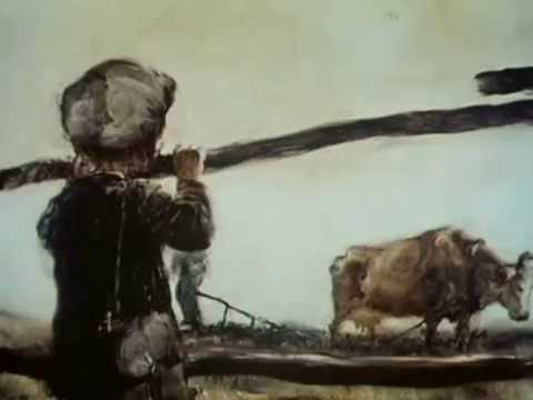 Корова мультфильм платонов