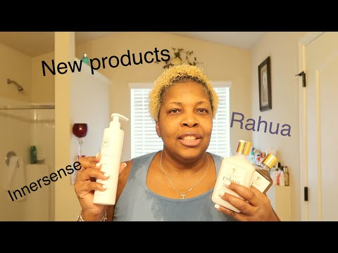 Not Too Late Natural Hair | New Products Review & Demo - Rahua & Innersense thumbnail