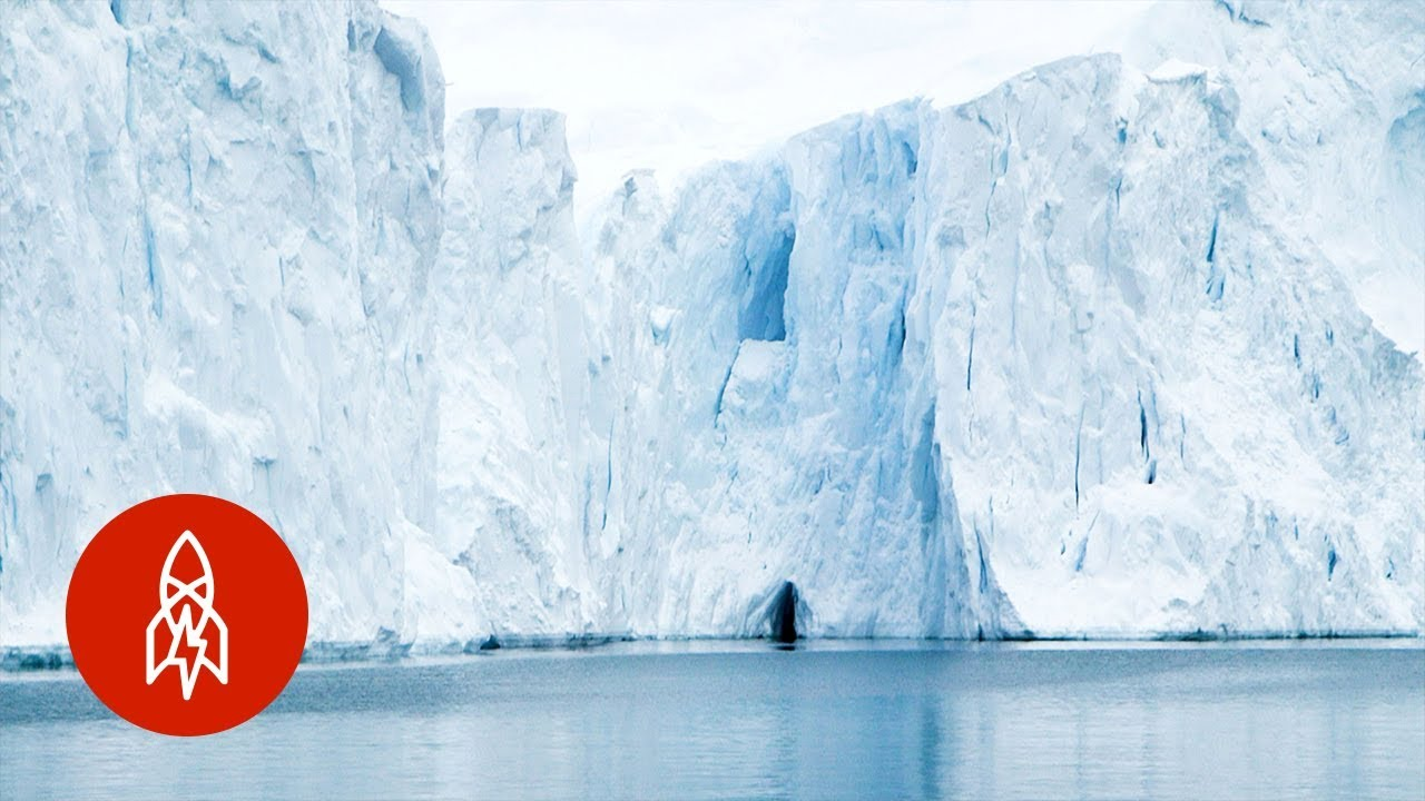 NASA Discovered Why Greenland's Glaciers Are Melting at Different Speeds