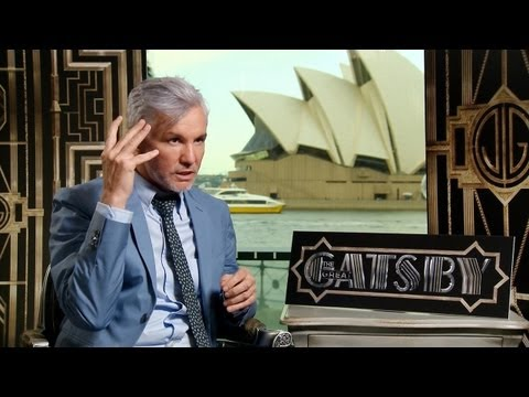 UNCUT interview with Baz Luhrmann director of The Great Gatsby