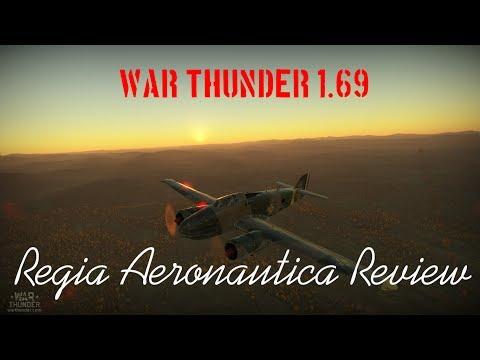"War Thunder con TheKillerChop | DevServer 1.69 ""Regia Aeronautica"""