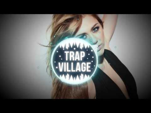 Miley Cyrus - Wrecking Ball [Lyrics] (CAKED UP Remix) | Trap Village