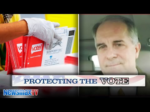 Phil Kline On Ballot Security