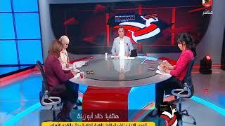 خالد أبو زينة واخر اخبار الكرة الطائرة رجال بالنادي الأهلي