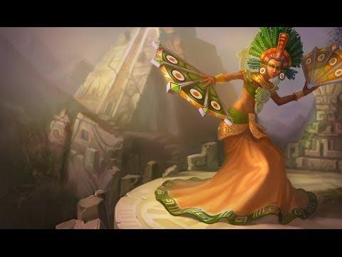 Karma Nữ Thần Mặt Trời