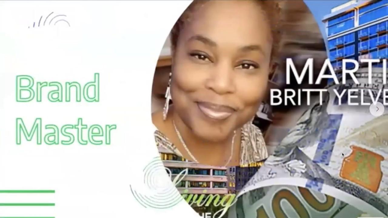 How To Get Simplified Branding with #BrandMaster Martina Britt Yelverton
