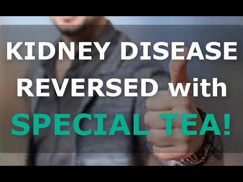 How to Reverse Kidney Disease Naturally - Chinese Herbs, Supplements, Healthy Diet & Lifestyle