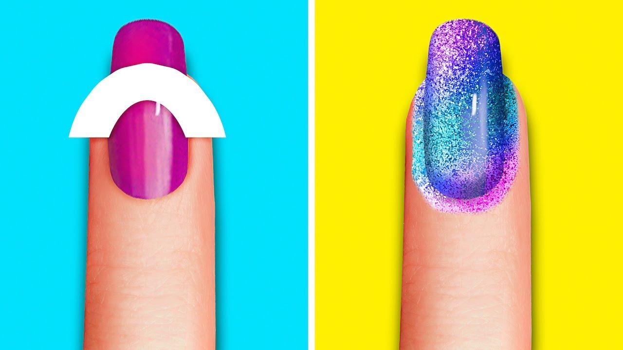 25 Perfect Summer Nail Art Design