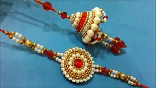 Rakhi and Lumba / Bhai Bhabhi rakhi