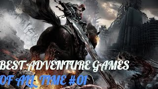 Top 5 Best Adventure Games   Of All Time For Android/iOS #01