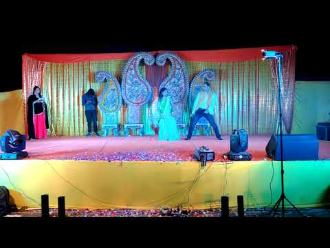 "Pankaj & Preeti dancing on ""Aap ke Aa Jaane Se"""