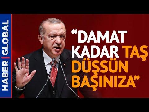 Erdoğan'dan Berat Albayrak Çıkışlarına Sert Tepki: Damat Kadar Taş Düşsün Başını