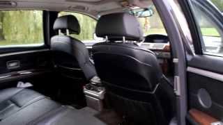 Свадебный кортеж BMW 7 E65 от Mr.BMW