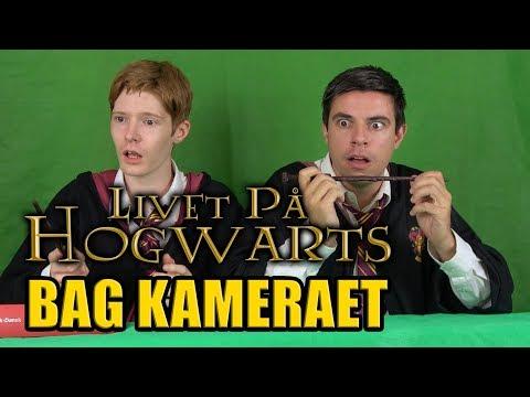 Livet på Hogwarts - Bag kameraet