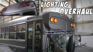 Video Adventure Bus Build Pt 8 - Electrical Fix & Lighting Overhaul! download MP3, 3GP, MP4, WEBM, AVI, FLV Desember 2017