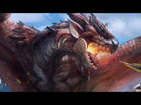 16 Minutes of Monster Hunter World Expedition Gameplay (4K)